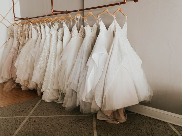 Tmx 9 Interior Hangingdresses7 51 710861 Minneapolis, MN wedding dress