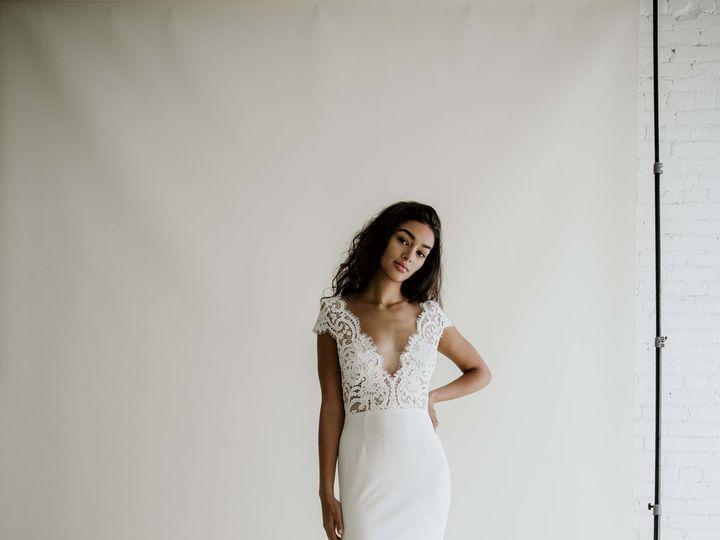 Tmx Annalise Front 51 710861 Minneapolis, MN wedding dress
