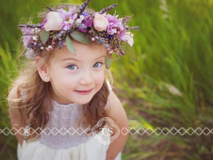 Tmx 1445720291473 Little Flower Crown Billings wedding florist