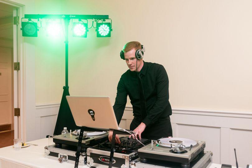 DJ Davren Chartier