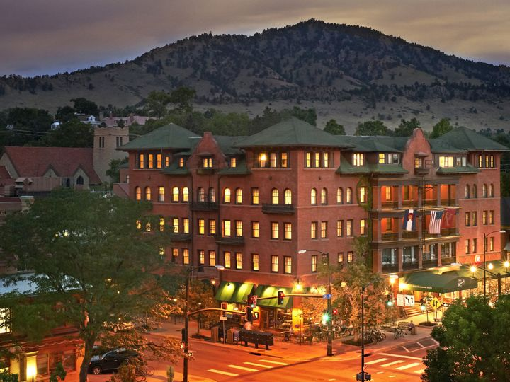 Tmx 1498842491502 Boulderado Evening Exterior   Stephen Collector 1 Boulder, CO wedding venue