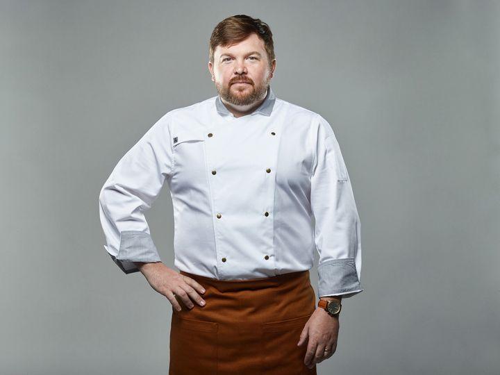 Chef Blake Jackson