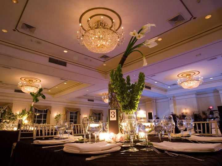 Tmx 1345239228070 Ballroomeveningwindows Pearl River wedding venue