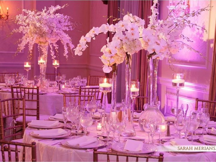 Tmx 1454102448402 Ballroompink3 Pearl River wedding venue