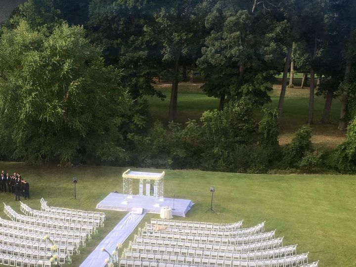 Tmx 1533300837 5afd8304e9cd88a8 1533300836 D3bd67f85e3e00f1 1533300834002 8 Outdoor Ceremony 0 Pearl River wedding venue