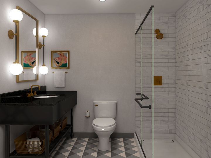 Tmx 1539378295 Ae4e83202e1aea08 1539378293 3b87f3746e294f15 1539378283194 3 Rendering Bathroom Pearl River wedding venue