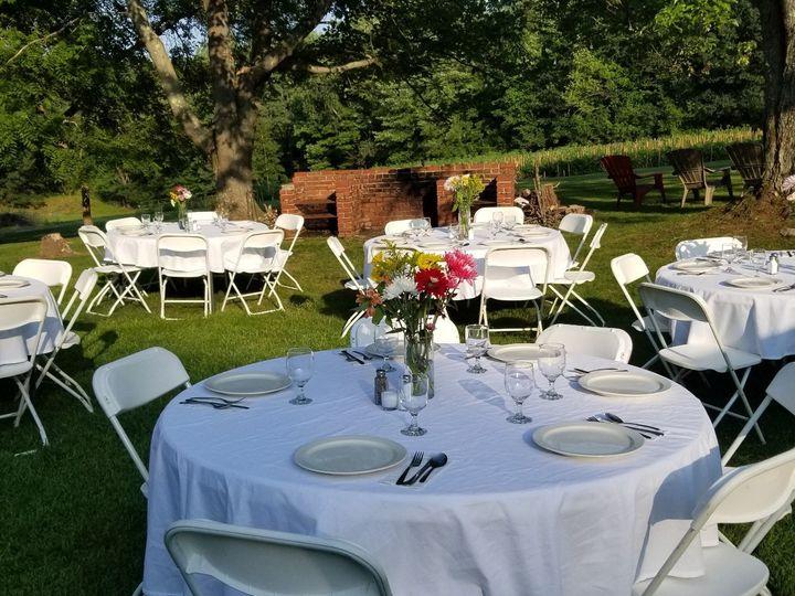 Tmx Wedding Outdoor Tables Back 51 1942861 158471693932495 Hooksett, NH wedding venue