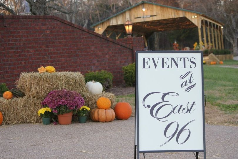 Exterior view of the Events at East 96