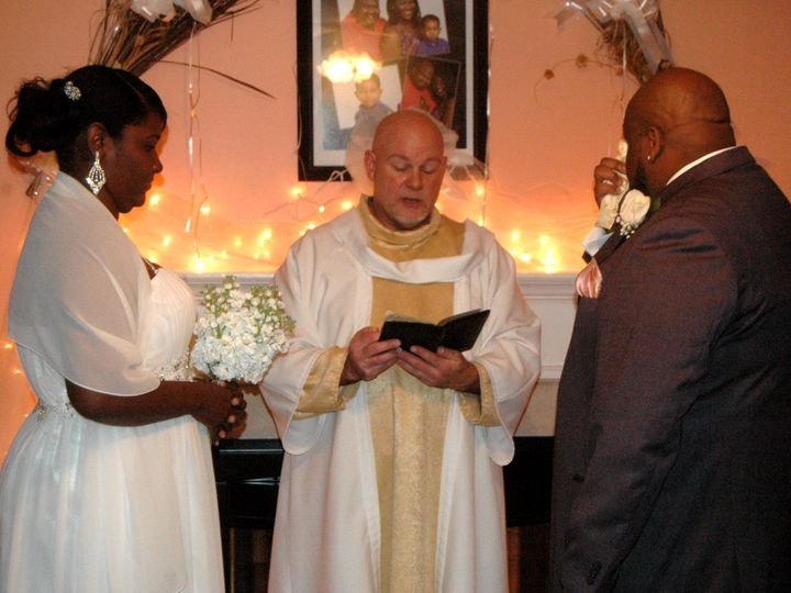Tmx 1393390246939 Kervon  Charec Atlanta, Georgia wedding officiant