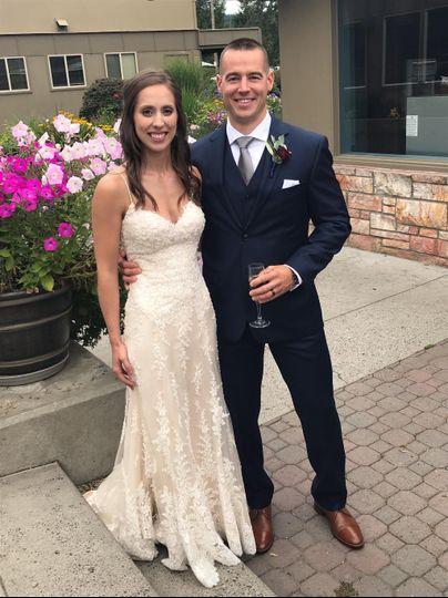 Mount Hood Resort Wedding