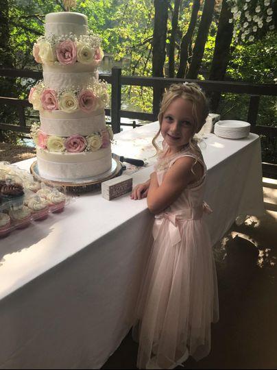 Wedding Cake Joy
