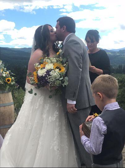 Married Hood River Oregon Farm