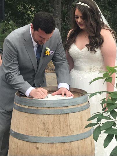 Hood River Wedding Minister