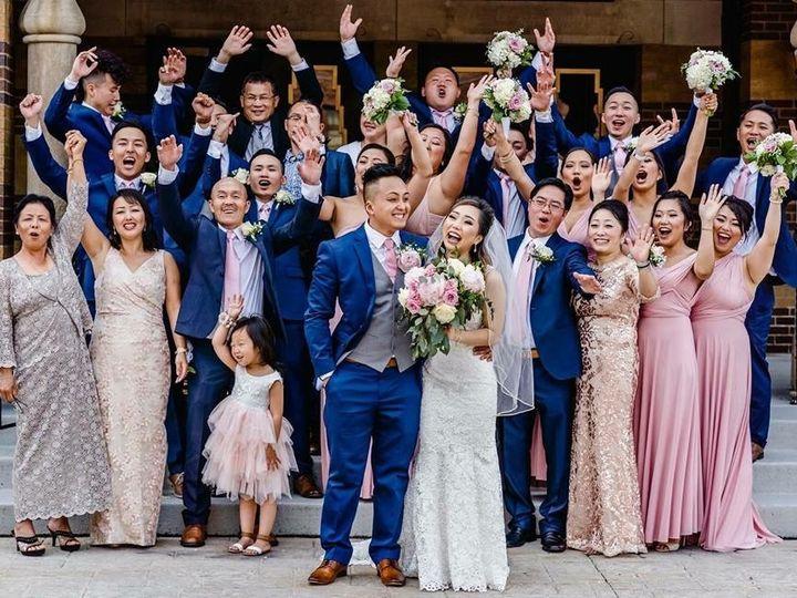 Tmx Xiong Wedding Party 51 1255861 157724578428263 Oak Park, MI wedding dress