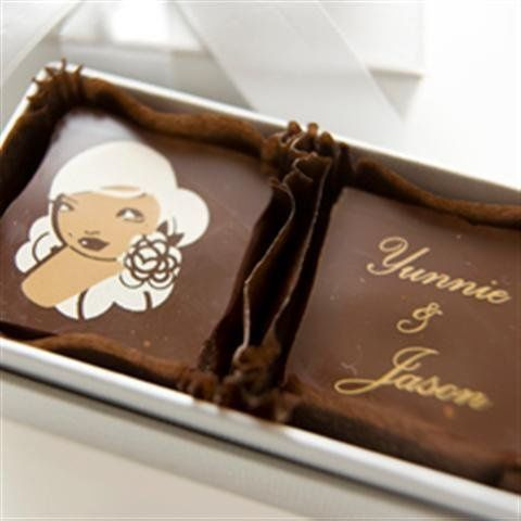 Tmx 1252957444810 PersonalizedChocolateWeddingFavors San Francisco wedding favor