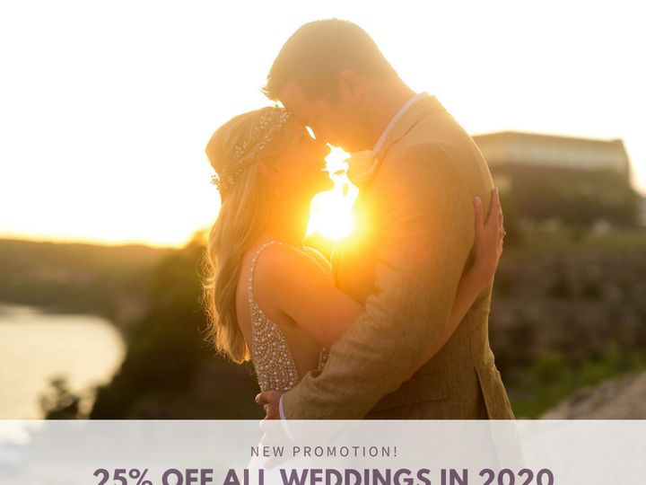 Tmx New Promotion 25 Off 2020 Weddings 51 1975861 160029318859216 Saint Louis, MO wedding videography