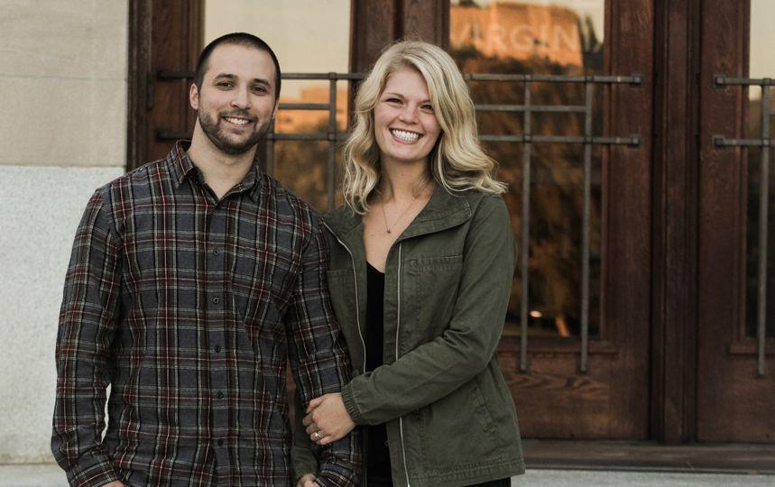 Brooke & Josh Engagement