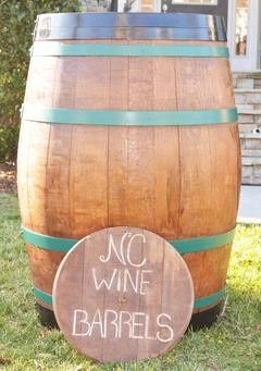 Custom Barrel, the metal bands can be painted to colors of your choice plus monogrammed with an...