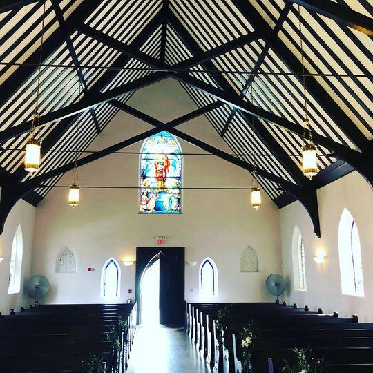 Kay Chapel, Newport, RI