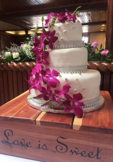 best wedding cakes pensacola weddings by lydia planning pensacola fl weddingwire 11668