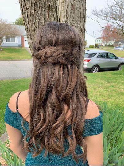 Ring Dance Hair