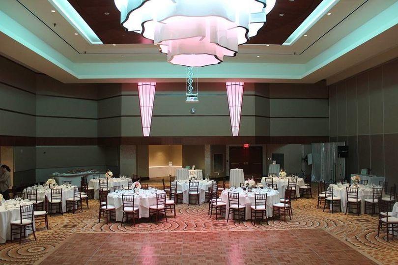 half arcadia ballroom
