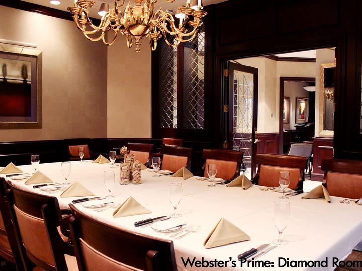 Tmx 1428004346345 Websters Prime  Diamond Room Kalamazoo, MI wedding venue