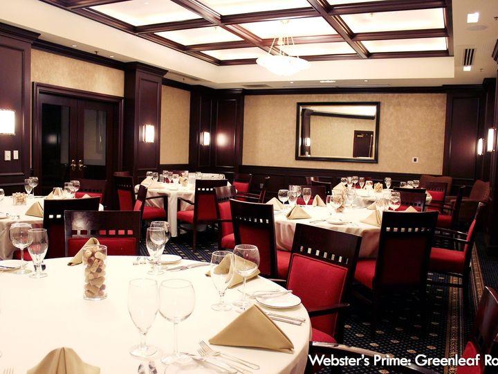 Tmx 1428004363005 Websters Prime  Greenleaf Room Kalamazoo, MI wedding venue