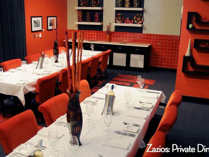 Tmx 1428004375981 Zazios Private Dining Room Kalamazoo, MI wedding venue