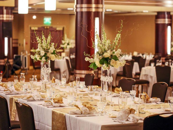 Tmx 1502211085132 Kzoo Reception Tablescape Kalamazoo, MI wedding venue
