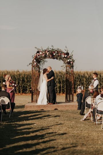September Outdoor Weddings