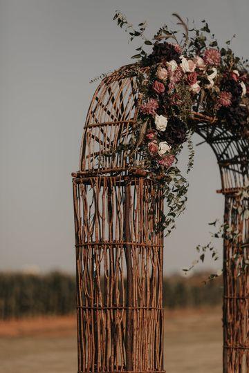 September Outdoor Wedding