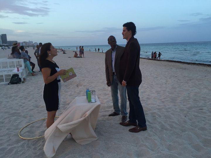 Tmx 1441382161827 Img2231 Miami Beach, Florida wedding officiant