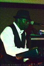 Larry on keyboard