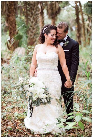 elleson events nye wedding stripes kate spade0099