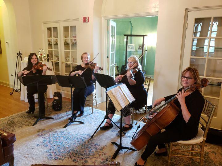 Old Governor's Mansion gig
