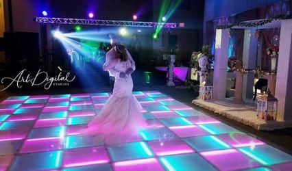 USA Dance Floor KC Rentals