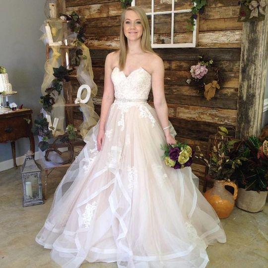 Southern Bride - Dress & Attire - Yadkinville, NC - WeddingWire