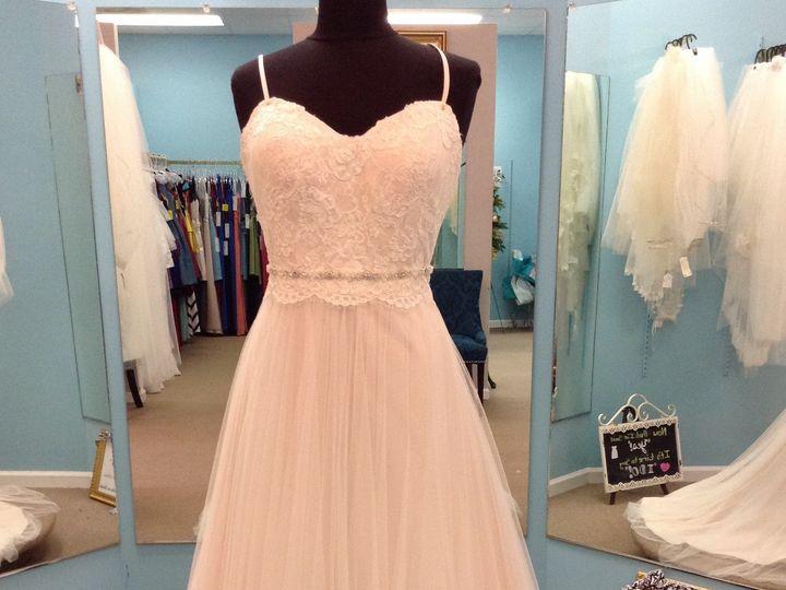 Tmx 1445289573964 Blush Yadkinville wedding dress