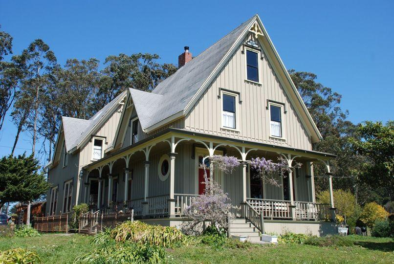 Grand Victorian exterior