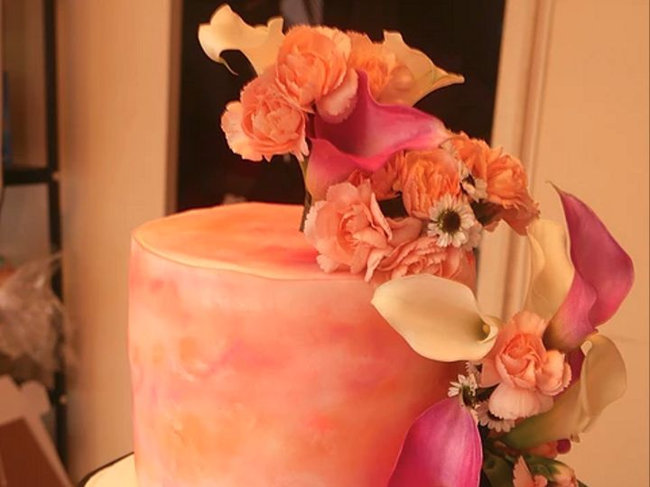 Tmx Blooming 30s 51 1054961 Rego Park, NY wedding cake