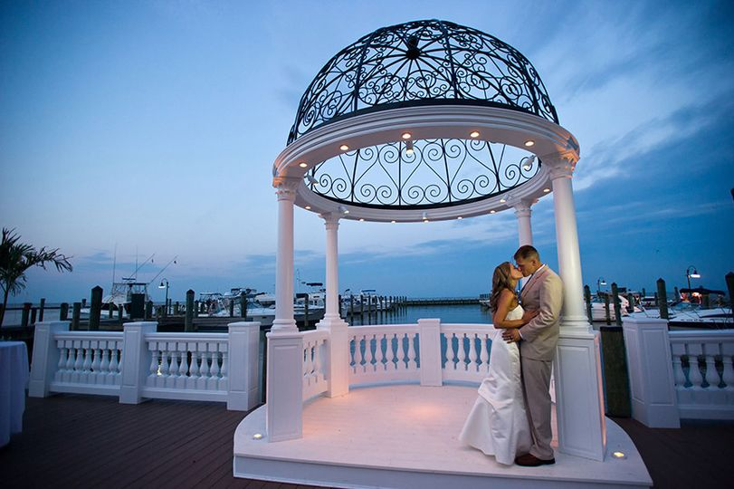 Our Waterfront Wedding Dome