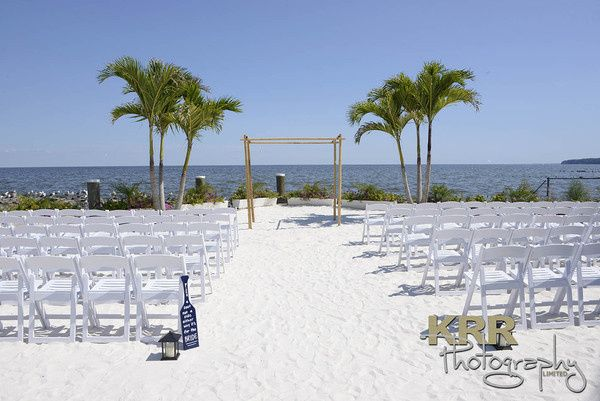 southbeach wedding