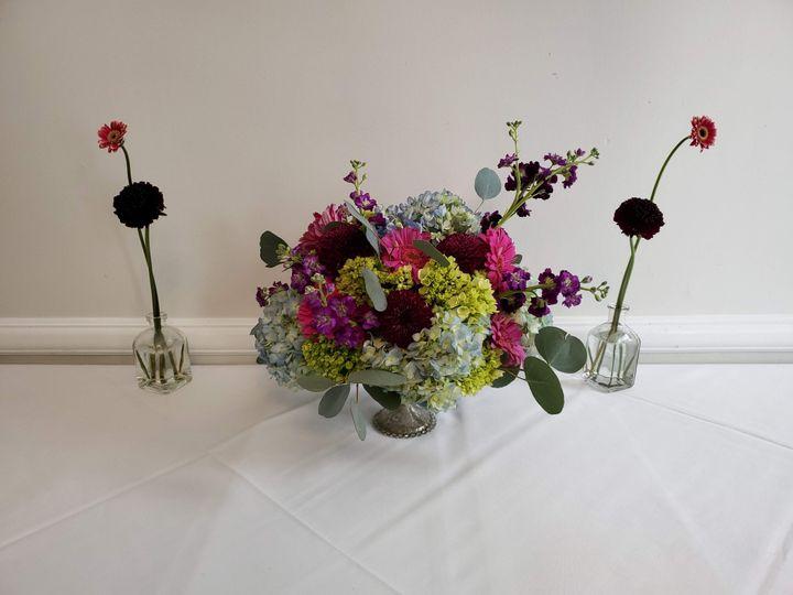Stunning floral centerpiece