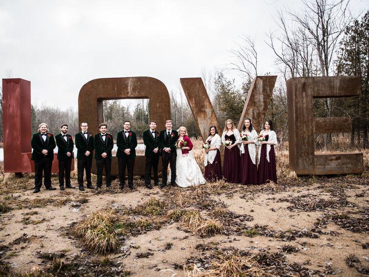 Tmx Wedding Party 36 51 1055961 Clare, MI wedding venue