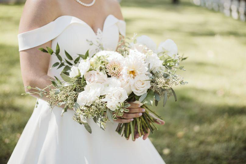 White Wedding - Ivy & Oak