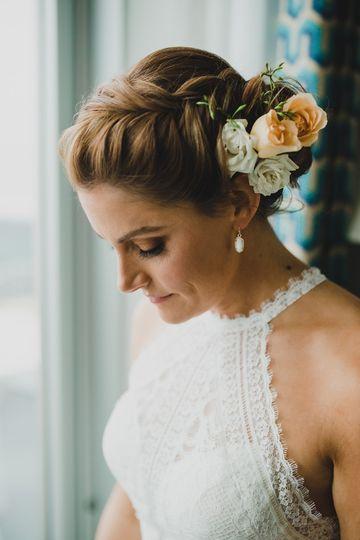 Beautfiul bride
