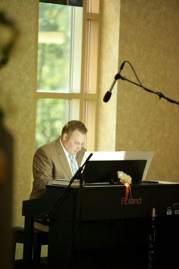 Piano performance