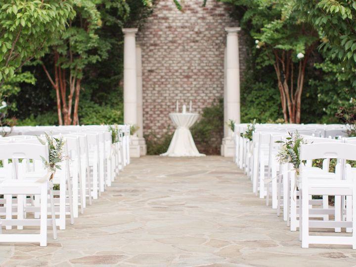 Tmx 1513303590819 Courtyard Ceremony   Megan Travis Photo Greensboro, NC wedding venue