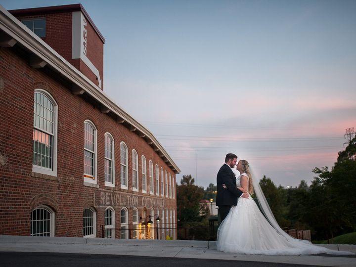 Tmx Mrmrs Jollay Jtp2018 797 51 166961 1570919357 Greensboro, NC wedding venue